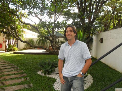 Eduardo Cunha, Coordenador de Produção da Rock Comunicação
