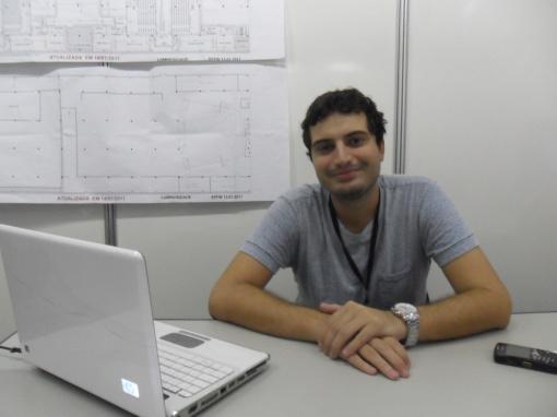 Paulinho Borges, Produtor do SPFW